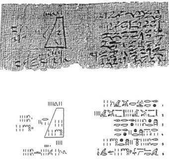 Matemáticas del pasado: Los egipcios | Origen de la matematica y de los diferentes sistemas de numeración | Scoop.it