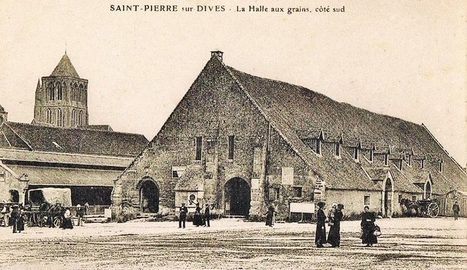 The wooden phoenix of Saint-Pierre-sur-Dives – Normandy Then and Now   Normandy Then and Now   Scoop.it