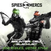 Splinter Cell Blacklist Spies vs Mercs | Marketing Digital | Scoop.it