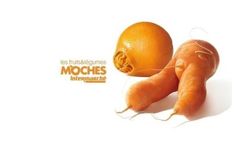 Comment ça, ils sont moches mes légumes !   Brand Content , pub &  Vidéo Commerce By JODEE   Scoop.it