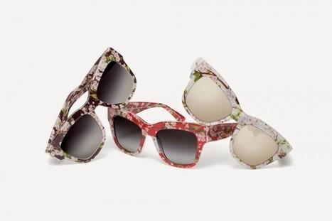Dolce & Gabbana nos trae una primavera llena de flores de almendro | òptica | Scoop.it