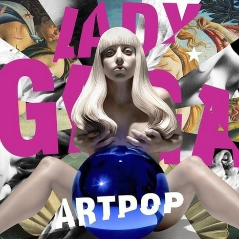 LADY GAGA ft. R KELLY - 'DO WHAT YOU WANT ' / FROM ARTPOP ALBUM | music on dapaper mag | Scoop.it
