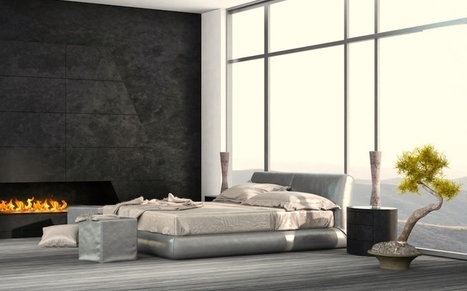 How to Turn a Bedroom into a Serene Minimalistic Repose   Linda Gross   Scoop.it