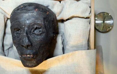 ¿De qué murió Tutankamón? | ArqueoNet | Scoop.it