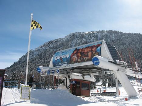 Vente de Forfait ski saison Alpe du Grand Serre en Isère sur  leboncoin.fr | World tourism | Scoop.it