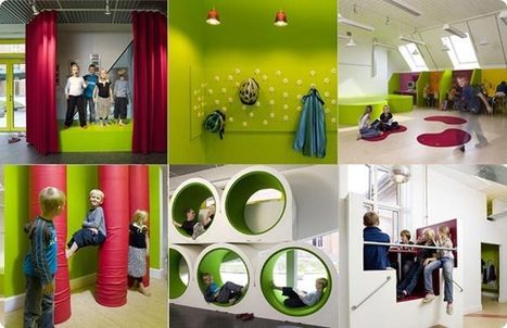 The Cool Hunter - KOOL KIDS SPACES | Libraries | Scoop.it