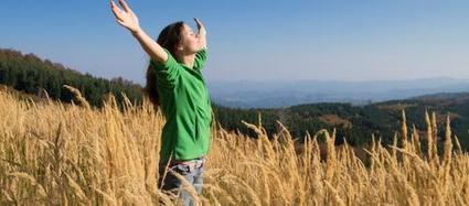 La sérénité par la pleine conscience | Psychologies.com | Mindfulness | Scoop.it