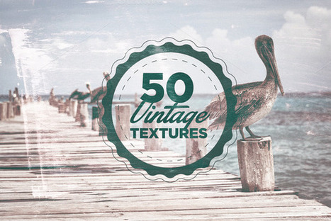 20 Premium Textures for Graphic Designers | inspirationfeed.com | Graphic Design | Scoop.it