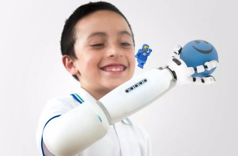 This designer wants kids to build their own prosthetics using LEGOs | Experiencias de aprendizaje | Scoop.it