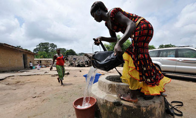 MDG drinking water target being met is cause for celebration | Geography Education | Scoop.it
