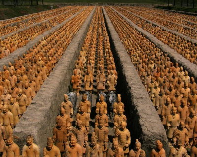 Terracotta Army, China. | Ancient Cities | Scoop.it
