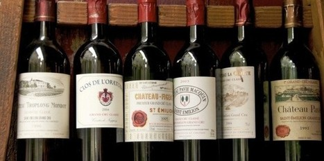 Les exportations de vins de Bordeaux au plus haut grâce aux Chinois - Challenges.fr | Autour du vin | Scoop.it