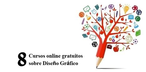 8 cursos online gratuitos sobre diseño gráfico | Educacion, ecologia y TIC | Scoop.it