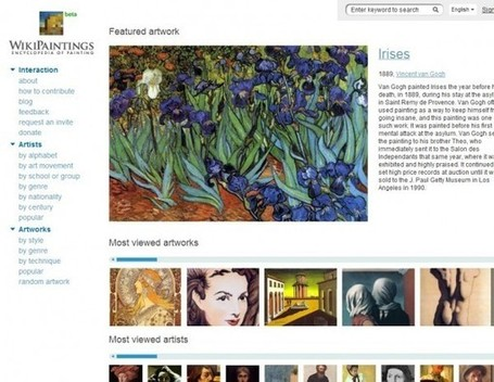 "wikipaintings – La ""wikipedia"" de la pintura 