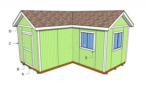 How to build a shed door | HowToSpecialist - How to Build, Step by Step DIY Plans | Diy Projects | Scoop.it