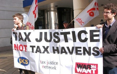 Bureau Recommends: Tax evasion costs $3.1 trillion: TBIJ | Ethics? Rules? Cheating? | Scoop.it