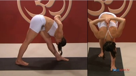 Yogasync.tv - Online Yoga Videos for Beginners | Online Yoga Videos for Beginners | Scoop.it