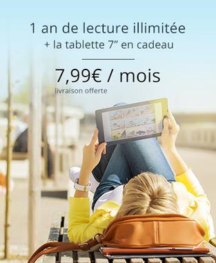 Ebook : Une tablette offerte pour une année de streaming achetée | alexfromdijon | Scoop.it