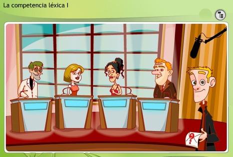La competencia léxica | Educación y Tic | Scoop.it