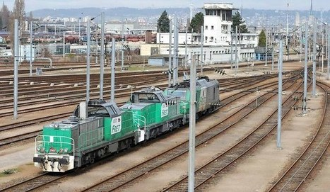 """Fret : la SNCF pourrait être amenée à subventionner... ses concurrents   """"green business""""   Scoop.it"""