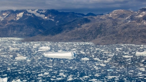 Here's what #climate change looks like from the edge of the #Greenland icecap   Messenger for mother Earth   Scoop.it