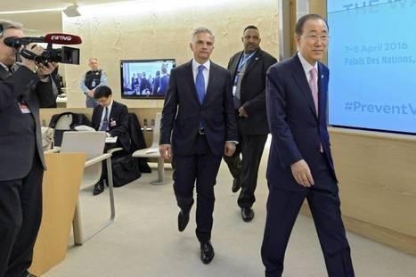 Decenas de países piden que la ONU elija a una secretaria general | Genera Igualdad | Scoop.it