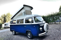 VW Campervan + Kielder + an iPad = experimental digital storytelling! | VW Camper Vans | Scoop.it