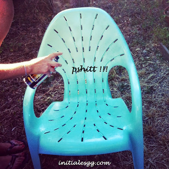 DIY : repeindre des fauteuils de jardin... | DIY DIY | Scoop.it