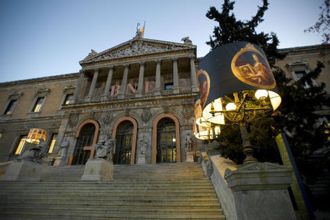 Maratón de edición de la Wikipedia en la Biblioteca Nacional - Librópatas | + TIC y + educación para todos | Scoop.it