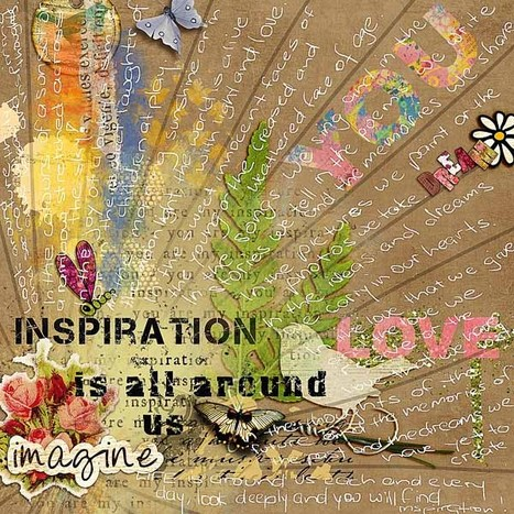 Art Journaling 101: What to Write | Studio Tangie | Journal For You! | Scoop.it