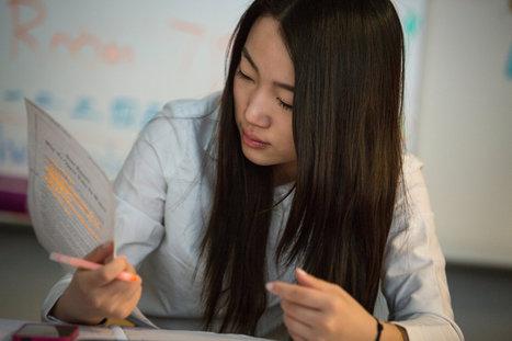 Seeking College Edge, Chinese Pupils Arrive in New York Earlier | Internationalization Abroad | Scoop.it