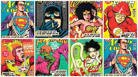 Interview with Brazilian pop culture artist Butcher Billy | D_sign | Scoop.it