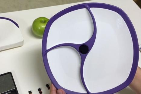 SmartPlate - L'assiette connectée pour gérer son alimentation | Seniors | Scoop.it