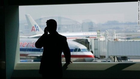 Speaking out against cell service on planes | Real Estate Plus+ Daily News | Scoop.it