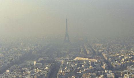 Alerte maximale à la pollution en région parisienne - L'Express | Vous ne supportez plus la pollution?! ...Regardez cela... Voici la compile Air Chargé! | Scoop.it