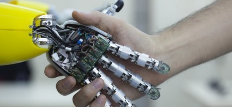 Why Robots Can't Hurt Salespeople   Robotique & Intelligence artificielle   Scoop.it