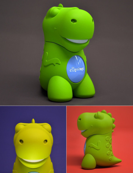 Elemental Path Debuts The First Toys Powered By IBM Watson | Talking things | Scoop.it