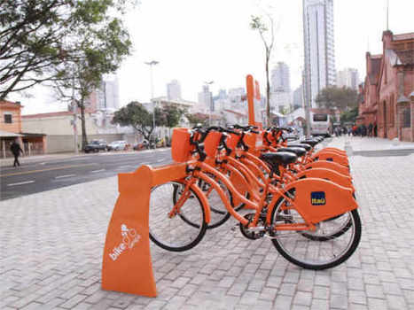 Sao Paulo Integrates Bike-Sharing with Other Transport | Sustainable Cities Collective | S'emplir du monde... | Scoop.it