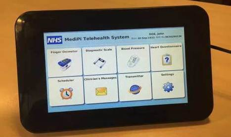 Raspberry Pi telehealth kit piloted in NHS - Raspberry Pi | Arduino, Netduino, Rasperry Pi! | Scoop.it