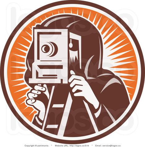 Logo retro et vintage en forme de badge, d'emblèmes… - Graphiste Lab | Tnarts | Scoop.it