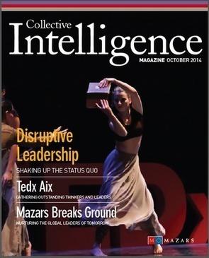 Collective Intelligence Magazine #2 - Mazars Group | Peer2Politics | Scoop.it