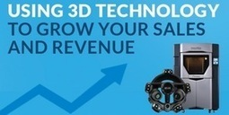 Using 3D Technology to Grow Your Sales and Revenues Tickets, Winnipeg | Eventbrite | Plastic Prototyping | Scoop.it