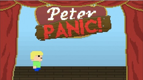 Peter Panic for iPhone - Appiod   Latest Mobile Apps   Scoop.it
