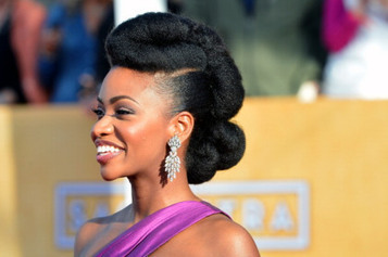 Natural Hair Updos [VIDEOS]   Celebrity News & Style for Black ...   Scoop it émoi   Scoop.it