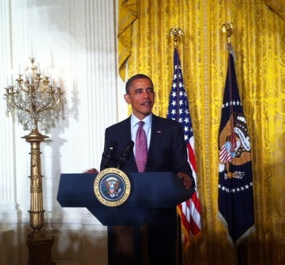 President Obama Celebrates Out Servicemembers at 2012 White ... - Metro Weekly | Coffee Party Equality | Scoop.it
