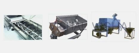 Vishal Machinery - Industrial Blenders and Guar Gum Plants Manufacturer, Exporter   Vishal Machinery Industries - Guar Gum Machinery Manufacturer in India   Scoop.it