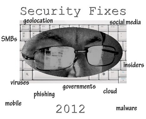2012: The Year of Security | Technoculture | Scoop.it