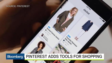Pinterest's New Tools to Make Shopping Easier | Pinterest | Scoop.it