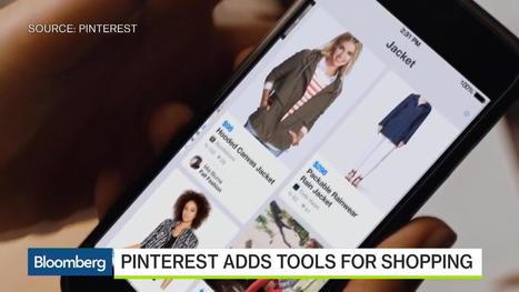 Pinterest's New Tools to Make Shopping Easier | Pinterest | Scoop.it