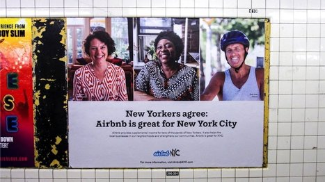 Hey, New York: Airbnb wants to get you in bed | Travel | Scoop.it